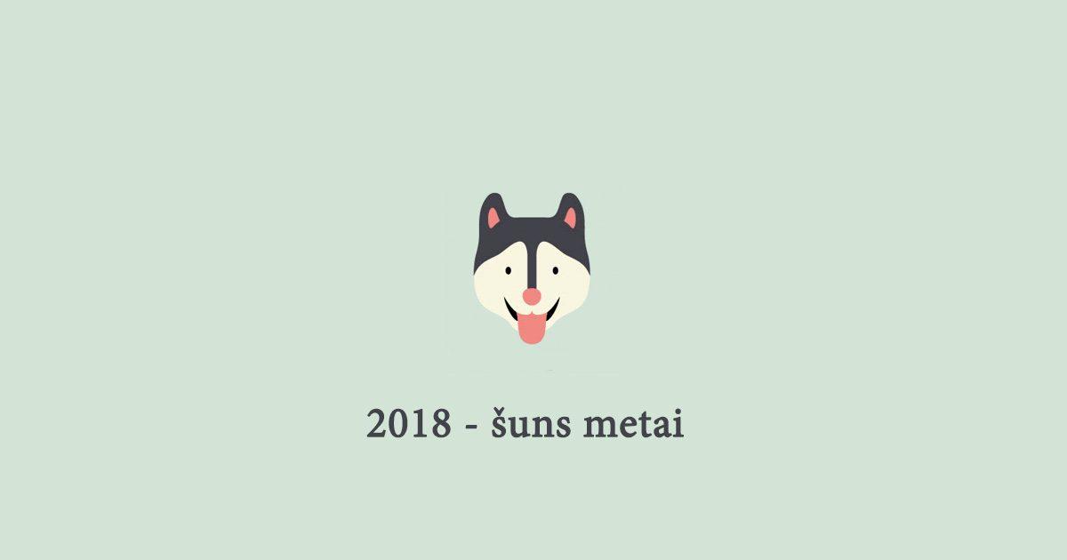 Horoskopas 2018 metams